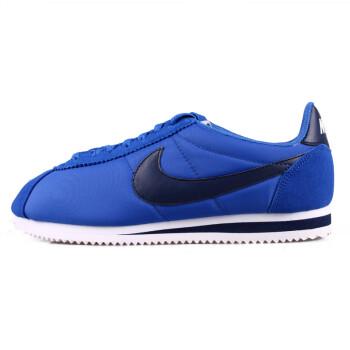 耐克阿甘鞋蓝色
