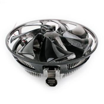 酷冷至尊(CoolerMaster)暗黑120电商版 CPU散热器(多平台/风冷/静音风扇/液压轴承/附带硅脂)