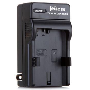 雷摄(LEISE) EN-EL14 摄像机/相机电池便携式充电器 适用于尼康:D3200/D5100/D3100/P7000/P7100
