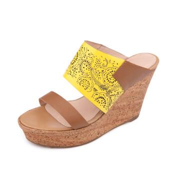 凉鞋 goldencuckoo/金布谷