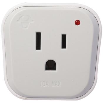 公牛(BULL)GN-L01CA 国标转美标 电源转换器插座 适合国内使用