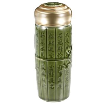 水能 HSQA108 密封茶杯