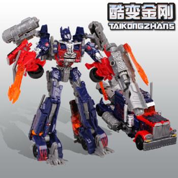 变形金刚 酷变金刚3 变形机器人模型 变形玩具 男孩儿童玩具 电影原版