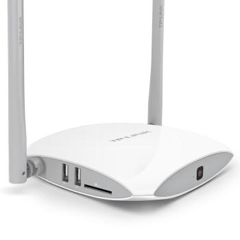 TP-LINK TP mini 小白路由 客厅电脑 网络电影电视机顶盒 高清播放器 无线路由器