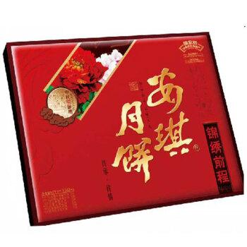 安琪锦绣前程月饼礼盒1320g 琪旺