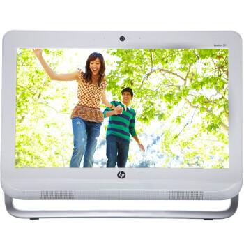 惠普(HP) Pavilion 20-a229cn 20英寸一体电脑 (G2030 4G 500GB DVD刻录 1G独显 Wifi 键鼠 win8)