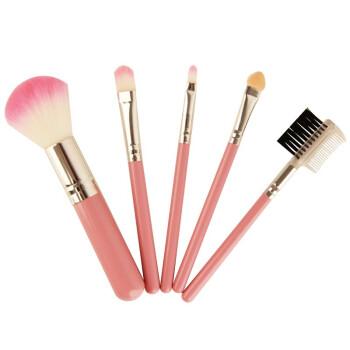 UPLUS  优家初学者专业化妆刷5件套(颜色随机)