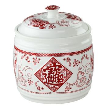 储物罐缸瓶罐 五谷杂粮储物收纳 招财进宝