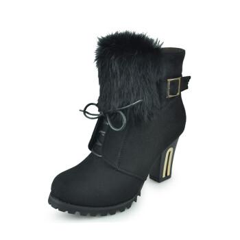 宫内老北京布鞋英伦马丁靴