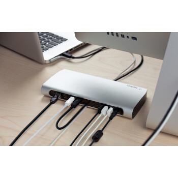 无雷电线再便宜15刀,贝尔金苹果Mac Book扩展基座 一转八 $149.99  可以叠加银联-15刀