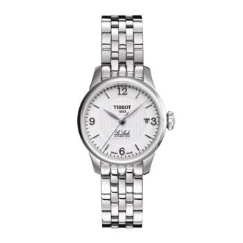 【京东自营】天梭(TISSOT)手表 力洛克系列机械女表T41.1.183.34