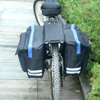 恺亨KHENG骑行包 自行车后驼包 单车后货架包 后驮包自行车包