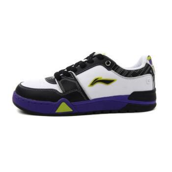 李宁LINING男鞋复古鞋 ALCF137 2 白色 42