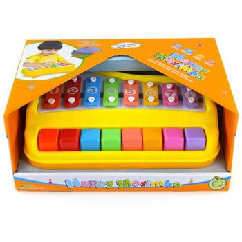玩具钢琴曲谱教学
