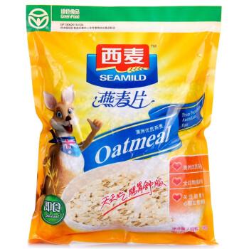 西麦 即食燕麦片700g
