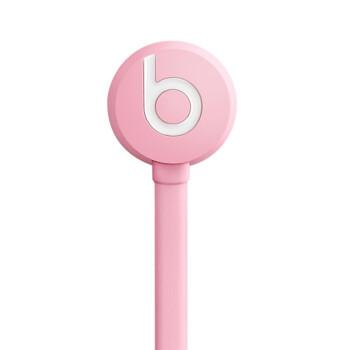 BEATS urBeats 入耳式耳机 粉色(妮琪·米娜版) ¥499