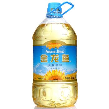 金龙鱼 葵花籽油 4L