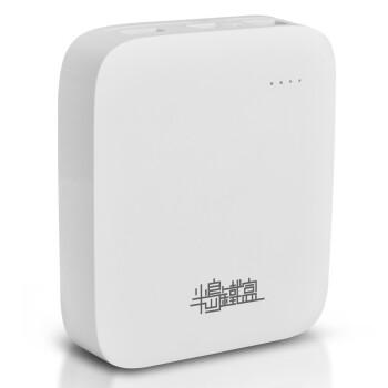 半岛铁盒(PADO) PL100 150M无线便携式3G路由器(内置10000mAh移动电源)一键WIFI