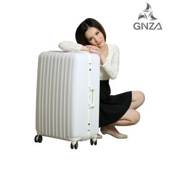 银座拉杆箱24寸正品精品时尚男女旅行李箱通用 万向轮 飞机轮精品登机