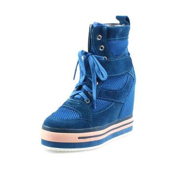 Специальные женские туфли укрепленные города новых