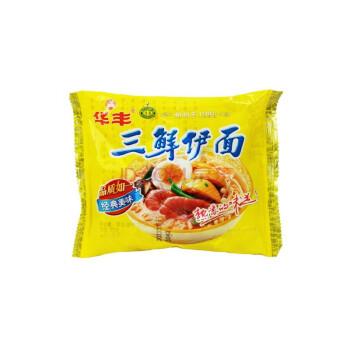 华丰三鲜伊面77g 4袋