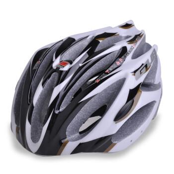 ... 頭盔 運動騎行安全帽護具 山地自行車裝備配件 黑色