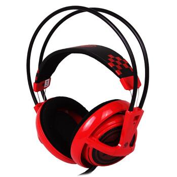 赛睿(SteelSeries) 西伯利亚v1 QQ飞车版游戏耳机