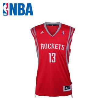 NBA 阿迪达斯火箭队哈登swingman球衣 nba篮球服 篮球背心ADS图片