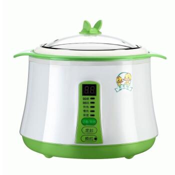 【京东自营】贝贝鸭 0.8L婴幼儿智能BB煲 电炖锅SY-A12F