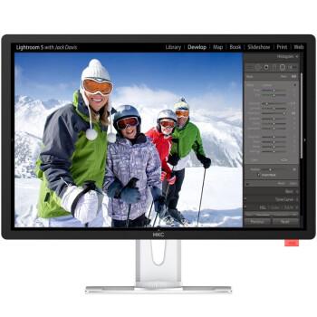 惠科(HKC) T4000 24英寸AH-IPS屏LED背光宽屏液晶显示器