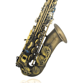 VIBRA台湾制造中音萨克斯风 管乐器VAS 400GT欧标专业黄铜款