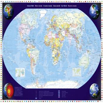 2000 世界地图
