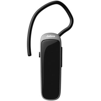 捷波朗(Jabra) MINI迷你 商务通话蓝牙耳机 通用型 耳挂式 灰色