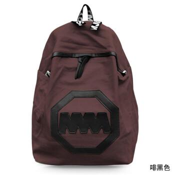 日本韩版潮书包中学生