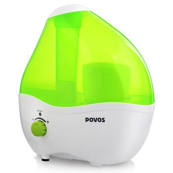 奔腾(POVOS)加湿器 PW118 静音家用办公室用加湿器2L水箱许愿石净化型