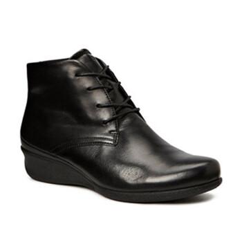 Ecco爱步 2013秋冬新款 女鞋靴子213553 01001 专柜正品 213553 图片