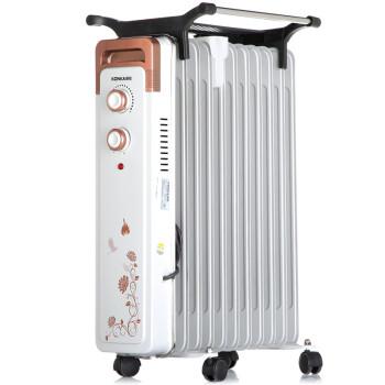 KONKA康佳 KH-YT1211 11片电热油汀取暖器¥198