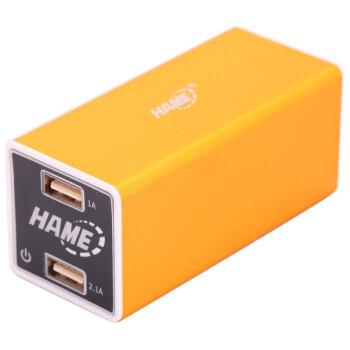 Hame华美 A9 10400mAh大容量移动电源¥69