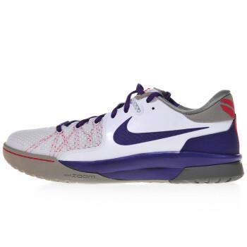 耐克篮球鞋Nike 男子外场篮球鞋599525 紫102 42.5码 9