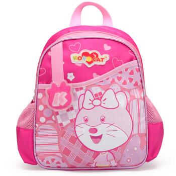 Kokocat韩版幼儿园书包 学前班儿童书包 幼儿双肩背包