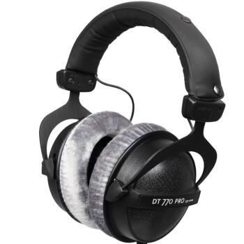 拜亚动力(Beyerdynamic) DT770PRO  头戴封闭式监听耳机