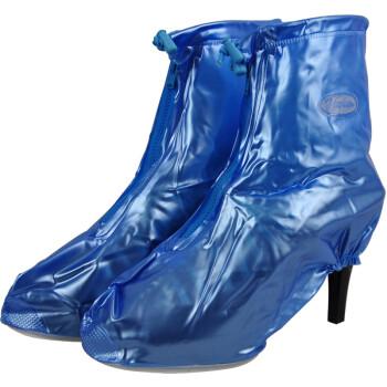 男士女士儿童加厚底防滑防水防雨鞋套雨靴