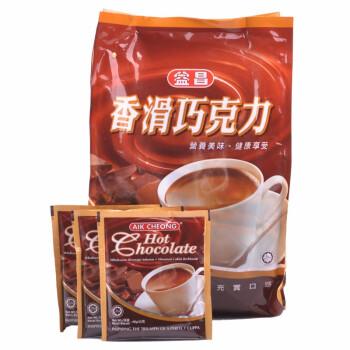 马来西亚进口 益昌香滑巧克力袋装600g