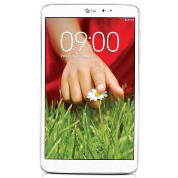 LG G pad国平板电脑¥1799-200(8寸,骁龙600,2G,1080P)
