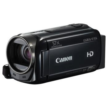 佳能(Canon) LEGRIA HF R56 数码摄像机 黑色(约328万像素 32倍光变 3英寸触摸屏 WiFi功能 8GB内存)