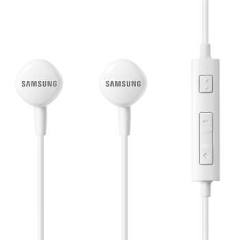 三星 HS1303 入耳式立体声线控耳机 3.5MM 白色