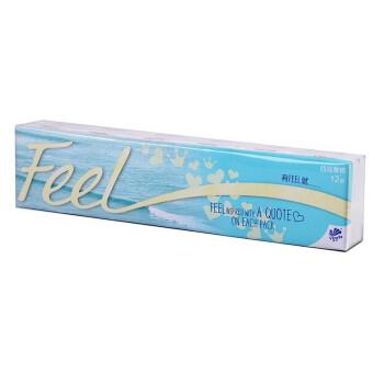 维达 Feel手帕纸 4层纸巾*12包(无香)