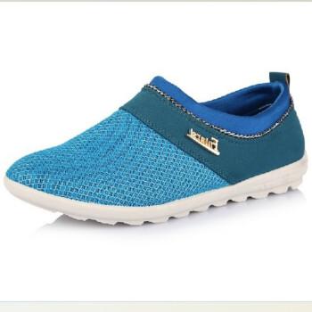 夏季新款韩版男士帆布鞋