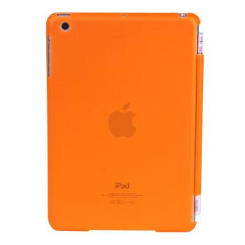 IT-CEO V3IMB 苹果iPad mini PC保护套/皮套后壳 (需购买IT-CEO V3IMA iPad保护套配合使用) 透明橙