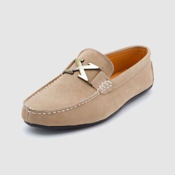 夏季潮流男鞋子韩版男士帆船鞋修身时尚鞋